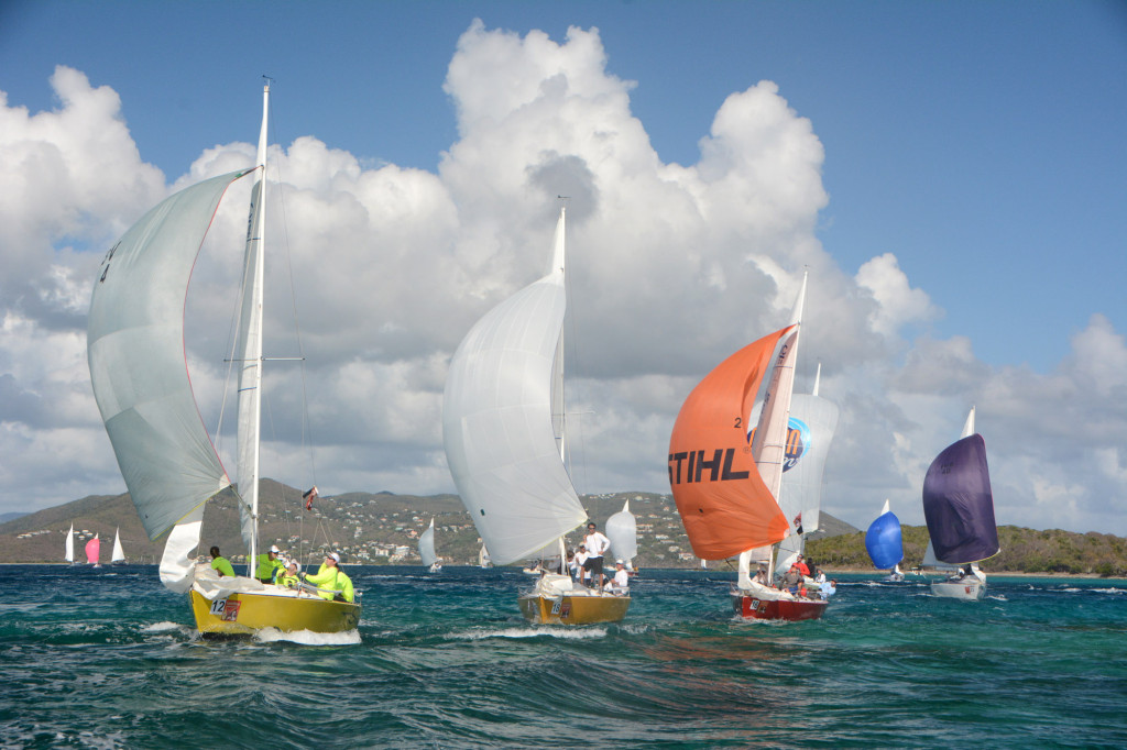 St. Thomas International Regatta - Image courtesy of Dean Barnes